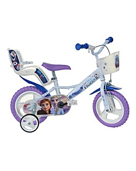 Dino Bikes Frozen 2 12 inch Bike