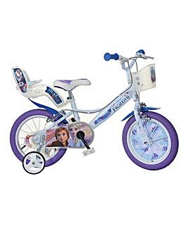 Dino Bikes Frozen 2 14 inch Bike