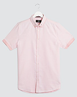 Coral Double Collar S/S Shirt Long