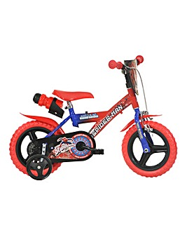Dino Bikes Spider-Man 12 inch Bike