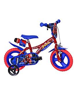 Dino Bikes Spider-Man 12 inch Bike