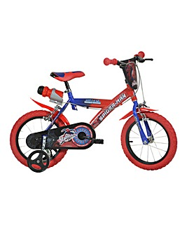 Dino Bikes Spider-Man 14 inch Bike