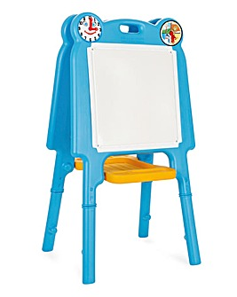 Smarty Drawing Board with Abacus - Blue