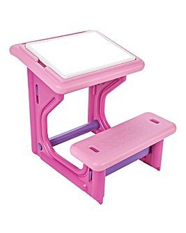 Study Desk - Pink
