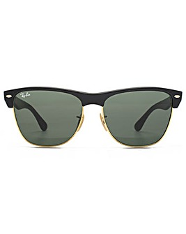 Ray-Ban Oversize Clubmaster Sunglasses
