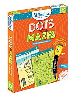 Skillmatics Dots and Mazes