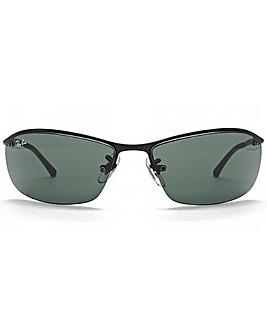 Ray-Ban Half Rim Sunglasses