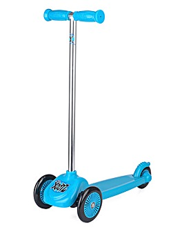 Xootz Mini Tri Scooter Blue