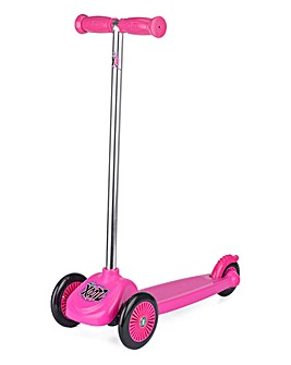 XOO Mini Tri Scooter Pink
