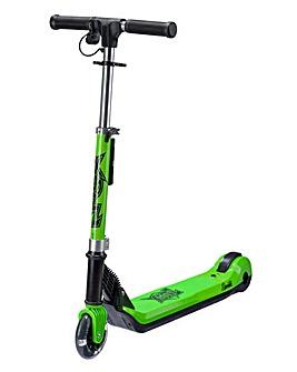 Xootz Element Electric Scooter Green