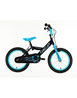 "Townsend Circuit Boys Mountain 16""wheel Bike"