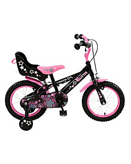 "Townsend Glitter Girls Mountain 14""wheel Bike"