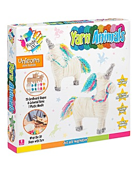 Yarn Animal Kit - Unicorn