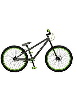 """Zombie Airbourne XL 26"""" wheel bike"""