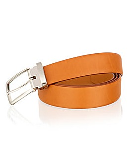 Woodland Leather 35mm Classic Adjst Belt