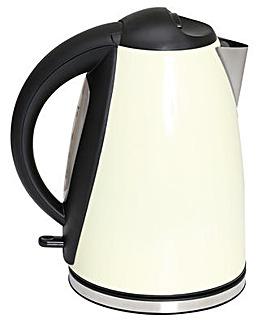 1.8L Low wattage cream kettle