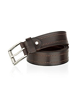 Wdland Leather 38mm Casual Adj Jean Belt