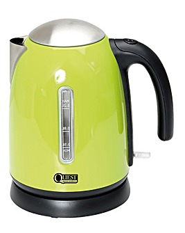 1.2L Low wattage green kettle
