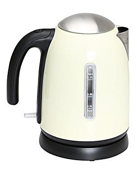 1.2L Low wattage cream kettle