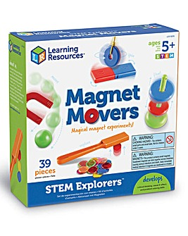 Learning Resources Magnet Movers - STEM Explorers