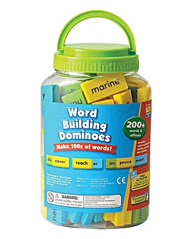 Learning Resources Word Building Dominoes