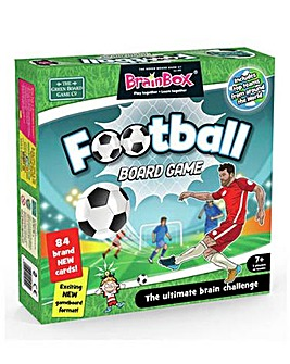 BrainBox Football Board Game