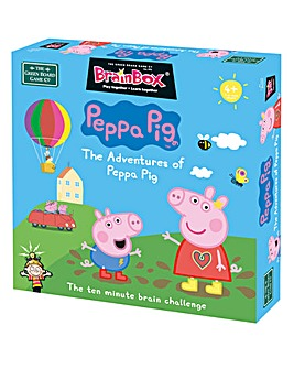 BrainBox Adventures of Peppa Pig