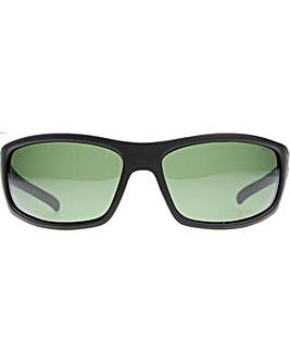 Polaroid Sport Wrap Sunglasses