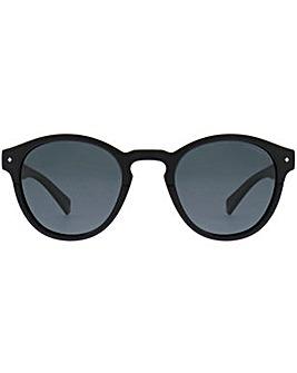 Polaroid Keyhole Round Sunglasses