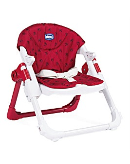 Chicco Chairy Booster Seat -Ladybug