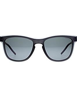 Polaroid Keyhole Square Sunglasses