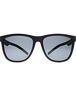 Polaroid Square Rubber Sunglasses