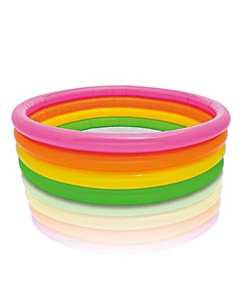 Intex Sunset Glow Paddling Pool