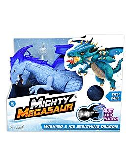 Mighty Megasaur Walking Ice Breathing Dragon