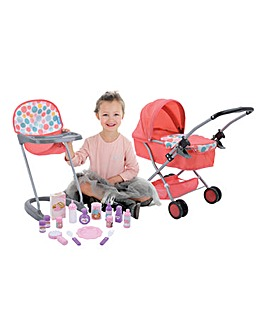 Hauck Unidot Deluxe Doll Play Set