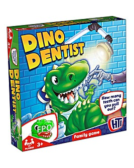 Dino Dentist Game