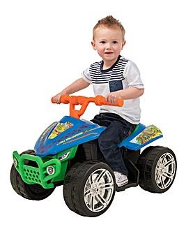 EVO 6 Volt Dinosaur Quadbike