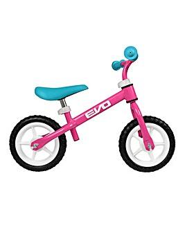 Evo Pink Balance Bike