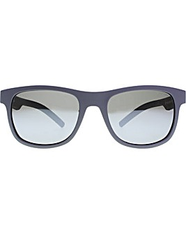 Polaroid Square Matte Sunglasses
