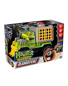 Teamsterz Monster Moverz Dino Escape Truck