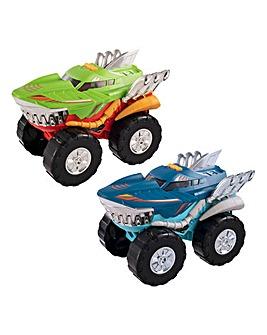Teamsterz Monster Moverz Robo Shark