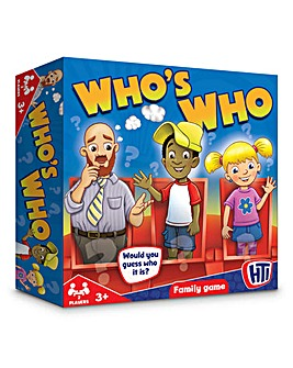 Who Is Who Game