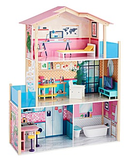 The Vienna Fashion Dolls House