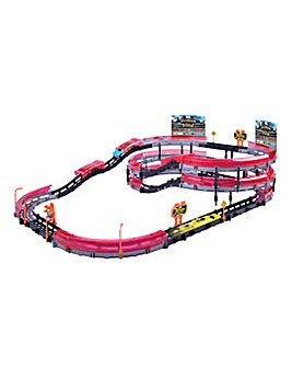 Speedway High Speed 3-Level Racing Track set