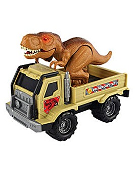 Lights and Sounds Dino Transporter