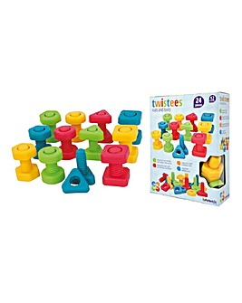 Play & Learn Twistees Nuts and Bolts
