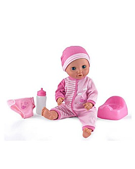 Dolls World Olivia Wet & Dry Doll