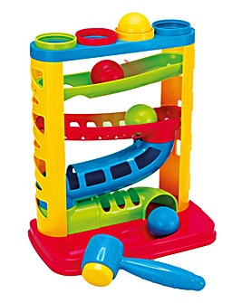 Play & Learn Poppa Rollers Maze