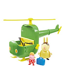 Peppa Pig Holiday Tour Helicoper