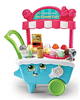 Leap Frog Ice Cream Cart
